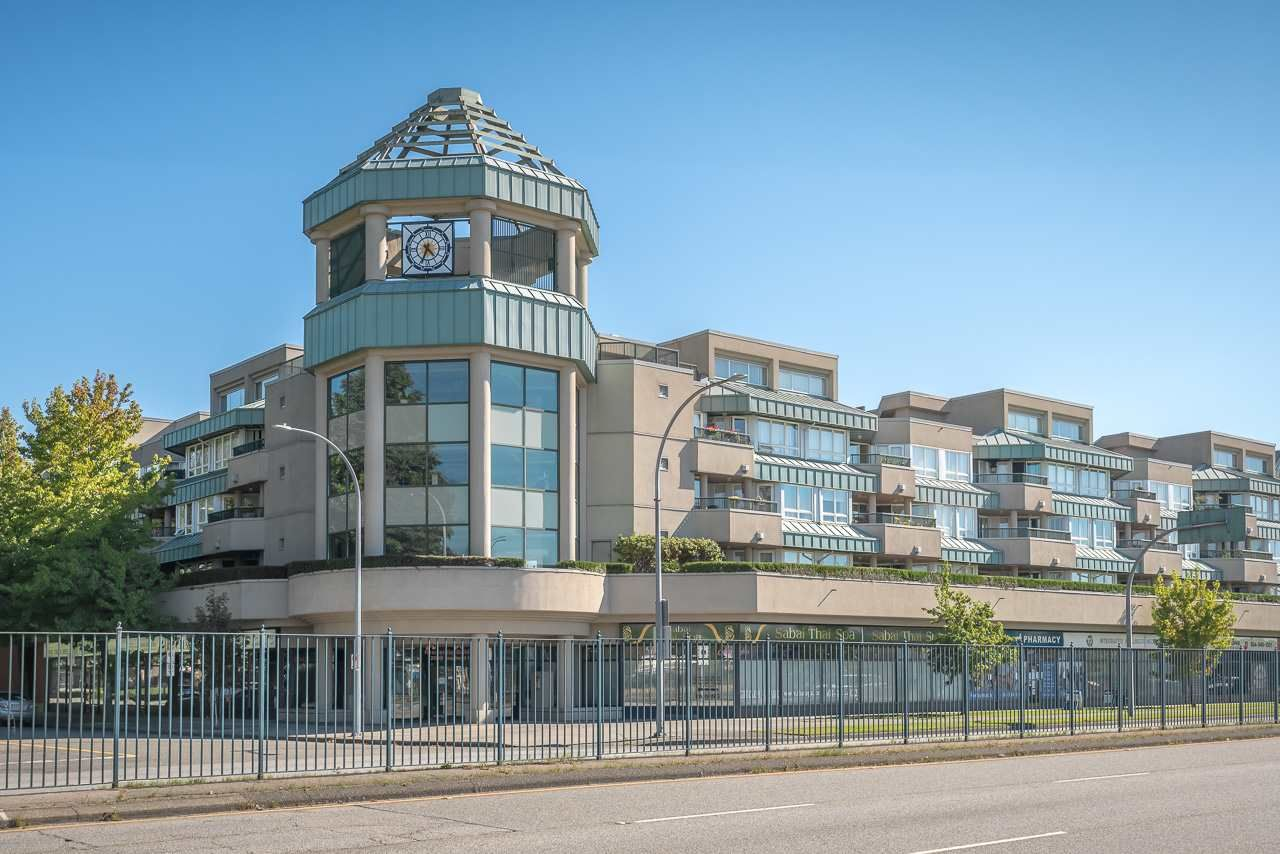 """Main Photo: A306 2099 LOUGHEED Highway in Port Coquitlam: Glenwood PQ Condo for sale in """"STATION SQUARE"""" : MLS®# R2516783"""