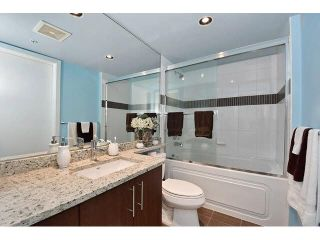 """Photo 9: 202 125 MILROSS Avenue in Vancouver: Mount Pleasant VE Condo for sale in """"CREEKSIDE"""" (Vancouver East)  : MLS®# V1142300"""