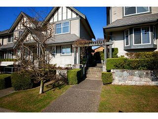 """Photo 1: 653 ST ANDREWS Avenue in North Vancouver: Lower Lonsdale Townhouse for sale in """"Charlton Court"""" : MLS®# V998570"""