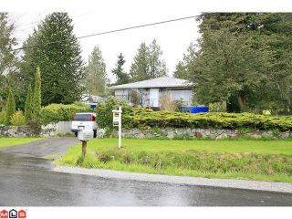 Photo 1: 7362 182ND Street in Surrey: Clayton House for sale (Cloverdale)  : MLS®# F1110005