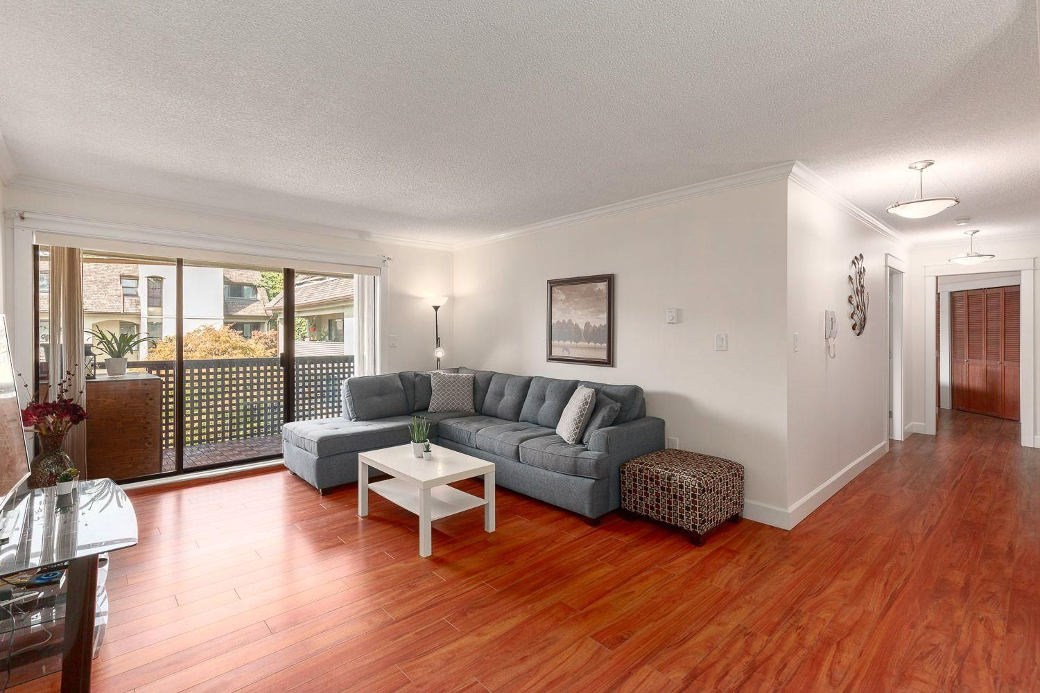 Main Photo: 317 1210 PACIFIC Street in Coquitlam: North Coquitlam Condo for sale : MLS®# R2618063