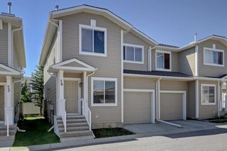 Photo 1: 76 Bridleridge Manor SW in Calgary: Bridlewood Row/Townhouse for sale : MLS®# A1106883