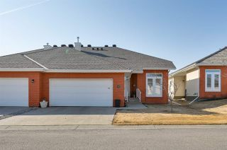 Main Photo: 46 1225 WANYANDI Road in Edmonton: Zone 22 House Half Duplex for sale : MLS®# E4237319