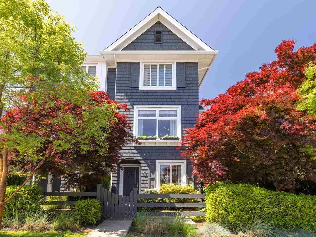 """Main Photo: 5 2487 156 Street in Surrey: King George Corridor Townhouse for sale in """"Sunnyside"""" (South Surrey White Rock)  : MLS®# R2582177"""