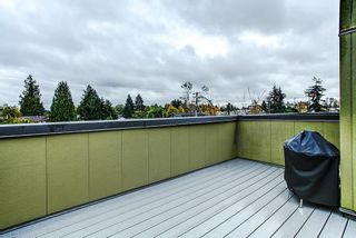 """Photo 15: 3 12065 228 Street in Maple Ridge: East Central Townhouse for sale in """"RIO"""" : MLS®# R2117718"""