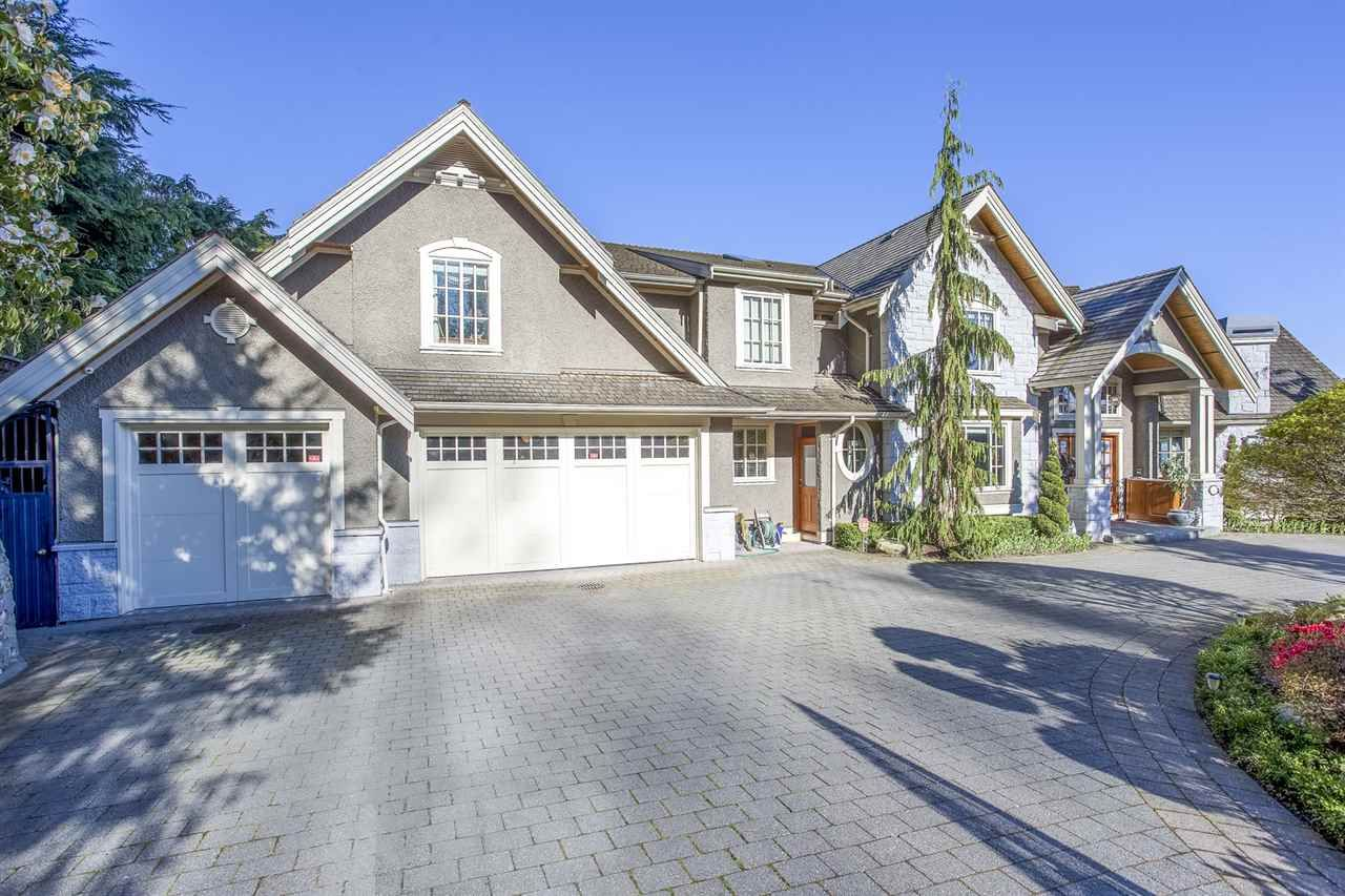 Main Photo: 620 ST. ANDREWS ROAD in West Vancouver: British Properties House for sale : MLS®# R2160566