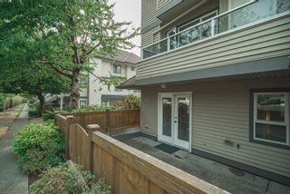 """Photo 4: 104 3938 ALBERT Street in Burnaby: Vancouver Heights Townhouse for sale in """"HERITAGE GREENE"""" (Burnaby North)  : MLS®# R2300525"""