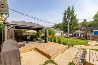 Photo 39: 336 Bartlet Avenue in Winnipeg: Riverview Residential for sale (1A)  : MLS®# 202119177