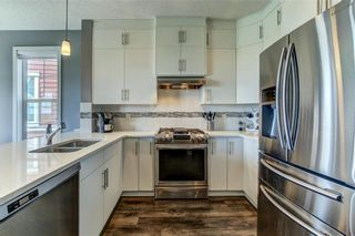 Photo 6: 2101 881 SAGE VALLEY Boulevard NW in Calgary: Sage Hill Row/Townhouse for sale : MLS®# C4305012