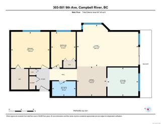 Photo 17: 303 501 9th Ave in : CR Campbell River Central Condo for sale (Campbell River)  : MLS®# 871685