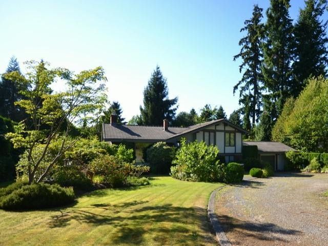 Main Photo: 3045 144TH ST in Surrey: Elgin Chantrell House for sale (South Surrey White Rock)  : MLS®# F1422073
