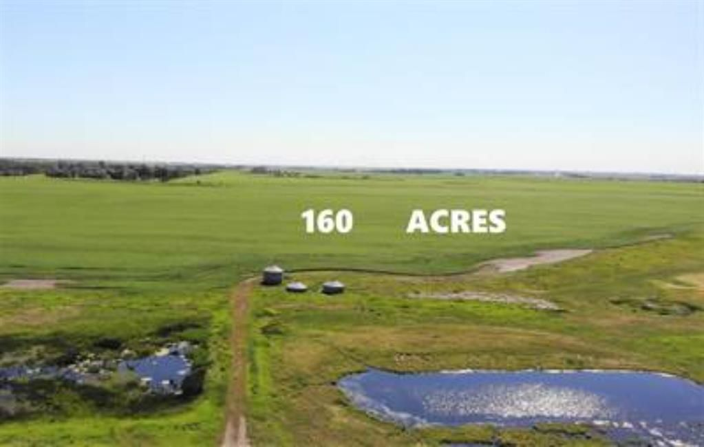 Main Photo: 160 Acres Range Road 281 Road: Chestermere Land for sale : MLS®# A1041600