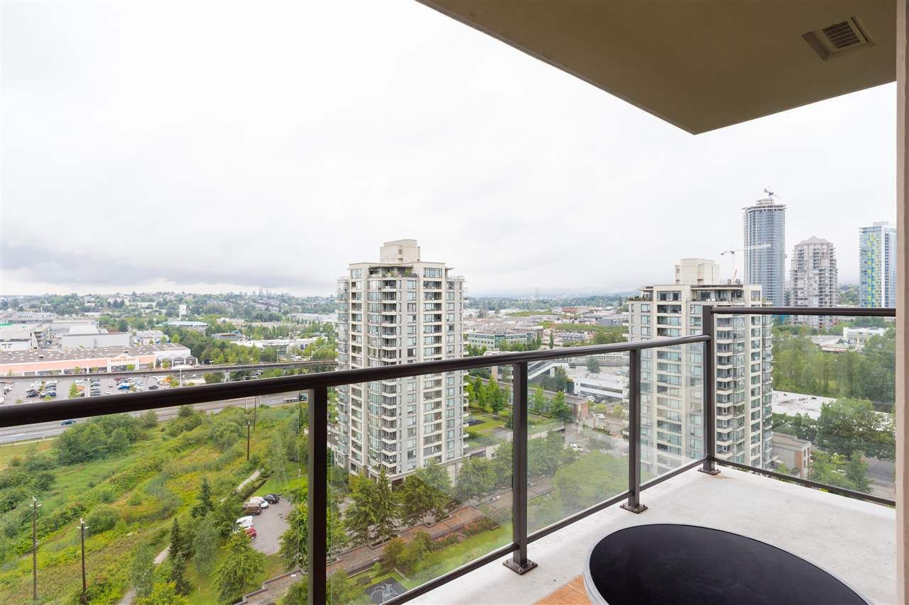 """Photo 12: Photos: 1704 2345 MADISON Avenue in Burnaby: Brentwood Park Condo for sale in """"OMA"""" (Burnaby North)  : MLS®# R2302453"""
