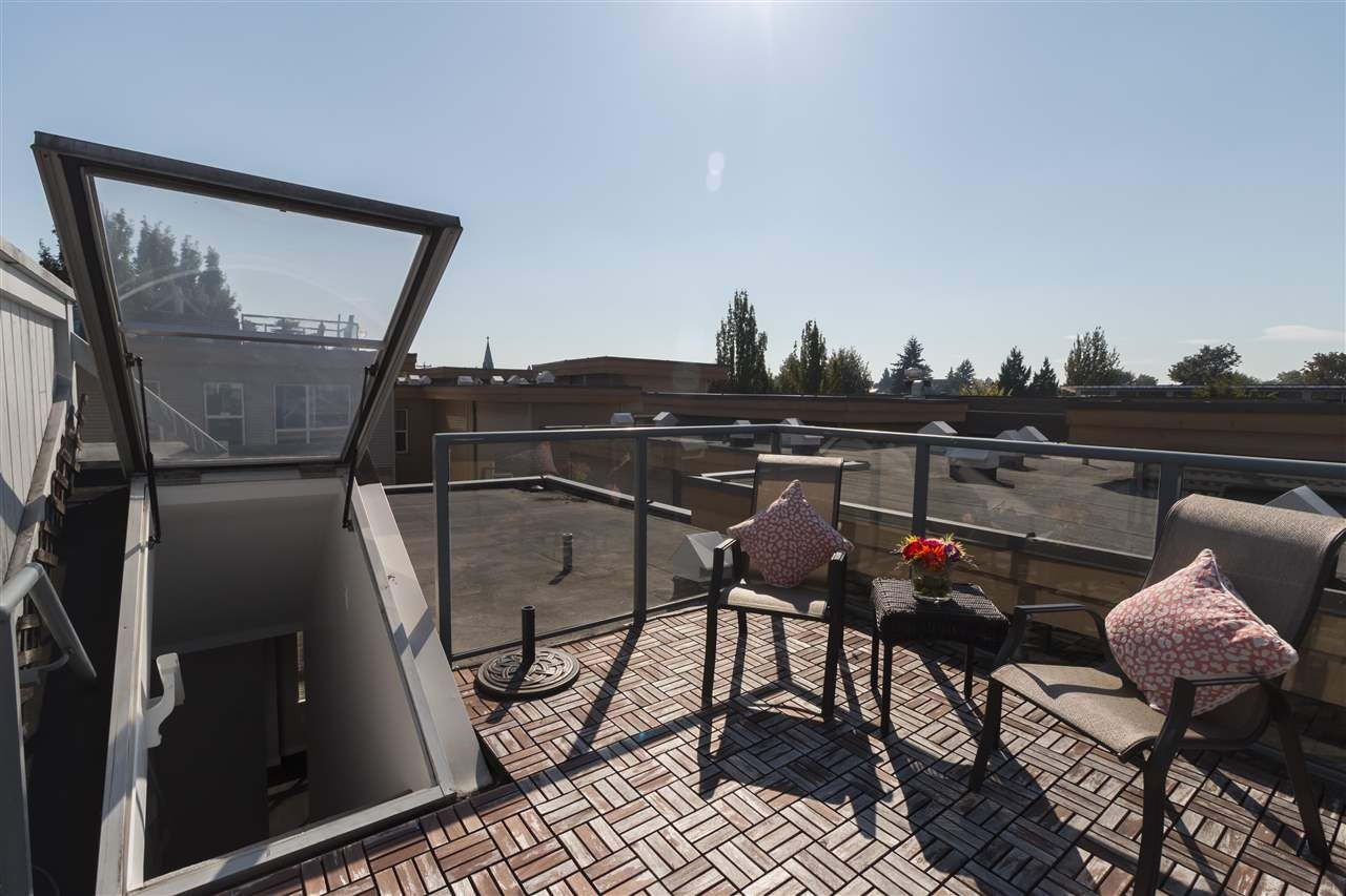 """Photo 14: Photos: 310 2688 WATSON Street in Vancouver: Mount Pleasant VE Townhouse for sale in """"Tala Vera"""" (Vancouver East)  : MLS®# R2304715"""