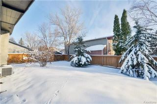 Photo 19: 106 Glenbrook Crescent in Winnipeg: Richmond West Residential for sale (1S)  : MLS®# 1804863