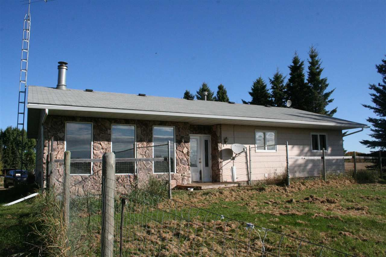Main Photo: RR 220 And HWY 18: Rural Thorhild County House for sale : MLS®# E4227750