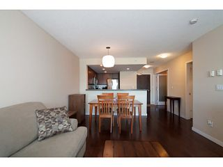 """Photo 5: 408 125 MILROSS Avenue in Vancouver: Mount Pleasant VE Condo for sale in """"Citygate at Creekside"""" (Vancouver East)  : MLS®# V1058949"""