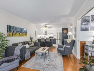 "Photo 4: 109 67 MINER Street in New Westminster: Fraserview NW Condo for sale in ""Fraserview Park"""