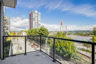 """Photo 24: 306 218 CARNARVON Street in New Westminster: Downtown NW Condo for sale in """"Irving Living"""" : MLS®# R2545879"""