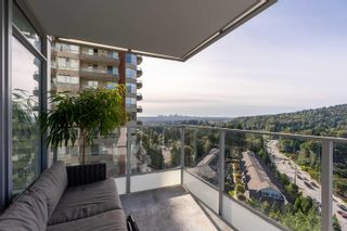 """Photo 22: 1402 520 COMO LAKE Avenue in Coquitlam: Coquitlam West Condo for sale in """"The Crown"""" : MLS®# R2619020"""