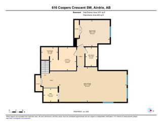Photo 50: 616 COOPERS Crescent SW: Airdrie Detached for sale : MLS®# A1065480