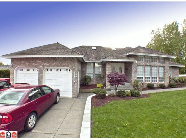 """Main Photo: 3067 SANDPIPER Drive in Abbotsford: Abbotsford West House for sale in """"SANDPIPER (EAST)"""" : MLS®# F1226297"""