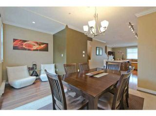 """Photo 6: 720 ORWELL Street in North Vancouver: Lynnmour Townhouse for sale in """"WEDGEWOOD"""" : MLS®# V1050702"""