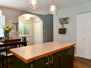 Photo 4: 14 1335 Creekside Way in CAMPBELL RIVER: CR Willow Point Row/Townhouse for sale (Campbell River)  : MLS®# 819199
