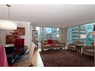 Photo 5: # 1405 837 W HASTINGS ST in Vancouver: Downtown VW Condo for sale (Vancouver West)