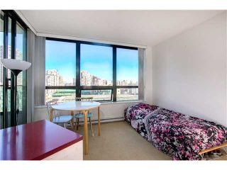 Photo 5: # 1531 938 SMITHE ST in Vancouver: Downtown VW Condo for sale (Vancouver West)  : MLS®# V1019533