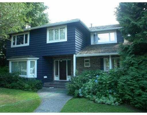 Main Photo: 2008 NANTON AV in Vancouver: Quilchena House for sale (Vancouver West)  : MLS®# V551582