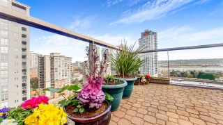 """Photo 5: PH1 98 TENTH Street in New Westminster: Downtown NW Condo for sale in """"PLAZA POINTE"""" : MLS®# R2561670"""