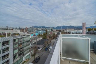 "Photo 18: 611 311 E 6TH Avenue in Vancouver: Mount Pleasant VE Condo for sale in ""Wohlsein"" (Vancouver East)  : MLS®# R2556419"