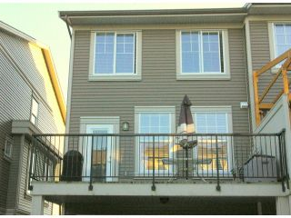 """Photo 20: 21139 80TH Avenue in Langley: Willoughby Heights Townhouse for sale in """"YORKVILLE"""" : MLS®# F1401445"""