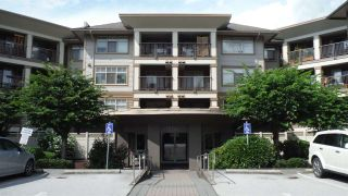 "Main Photo: 424 12248 224 Street in Maple Ridge: East Central Condo for sale in ""Urbano"" : MLS®# R2392214"