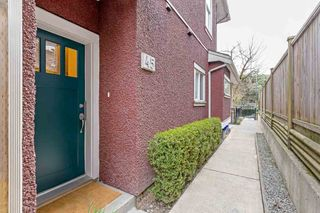 Photo 3: 45 E 13TH Avenue in Vancouver: Mount Pleasant VE Townhouse for sale (Vancouver East)  : MLS®# R2552943