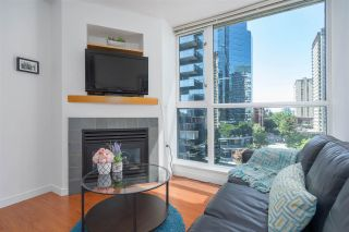 """Photo 3: 1106 1068 HORNBY Street in Vancouver: Downtown VW Condo for sale in """"The Canadian at Wall Centre"""" (Vancouver West)  : MLS®# R2485432"""