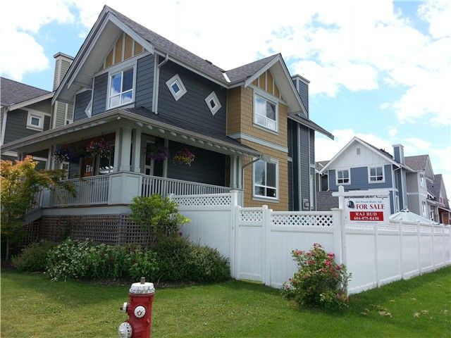 """Main Photo: 280 HOLLY Avenue in New Westminster: Queensborough House for sale in """"PORT ROYAL, RED BOAT"""" : MLS®# V1076901"""
