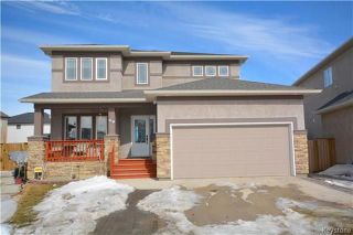 Main Photo: 99 Dragonfly Court in Winnipeg: Sage Creek Residential for sale (2K)  : MLS® # 1806518