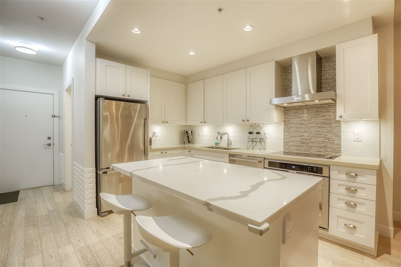 """Main Photo: 224 3399 NOEL Drive in Burnaby: Sullivan Heights Condo for sale in """"Cameron"""" (Burnaby North)  : MLS®# R2424898"""