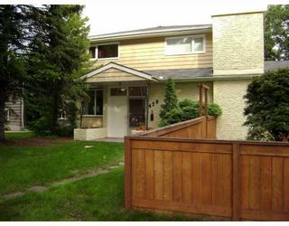 Photo 1: 429 KELVIN Boulevard in WINNIPEG: River Heights / Tuxedo / Linden Woods Residential for sale (South Winnipeg)  : MLS®# 2817031