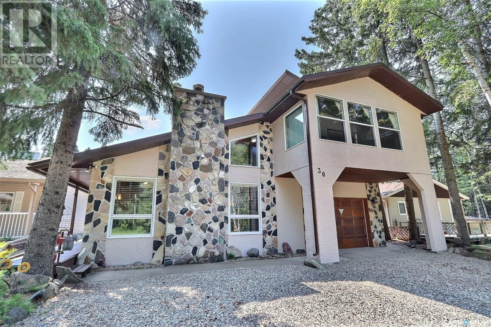Main Photo: 30 Lakeshore DR in Candle Lake: House for sale : MLS®# SK862494