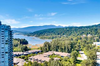 """Photo 2: 2203 301 CAPILANO Road in Port Moody: Port Moody Centre Condo for sale in """"THE RESIDENCES"""" : MLS®# R2612329"""