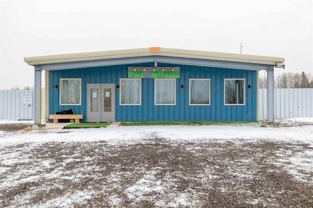 Main Photo: 2027 Township Road 554: Rural Lac Ste. Anne County Industrial for sale : MLS®# E4234418