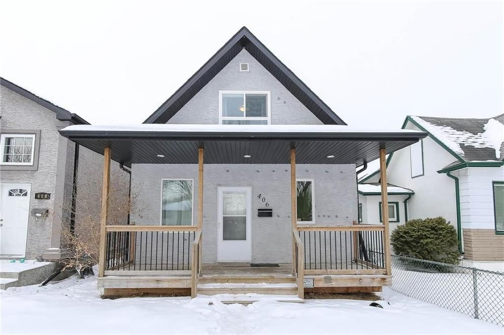 Main Photo: 406 Yale Avenue East in Winnipeg: East Transcona Residential for sale (3M)  : MLS®# 202102406