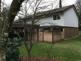 Photo 1: 10 3046 COAST MERIDIAN Road in Port Coquitlam: Birchland Manor Townhouse for sale : MLS®# R2224769