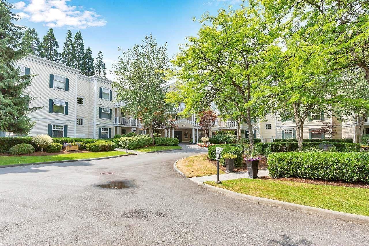 "Main Photo: 104 16065 83 Avenue in Surrey: Fleetwood Tynehead Condo for sale in ""Fairfield House"" : MLS®# R2600435"