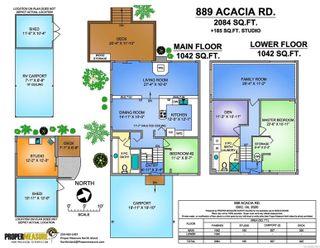 Photo 33: 889 Acacia Rd in : CV Comox Peninsula House for sale (Comox Valley)  : MLS®# 861263