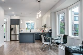 """Photo 4: 7 188 WOOD Street in New Westminster: Queensborough Townhouse for sale in """"River"""" : MLS®# R2585516"""