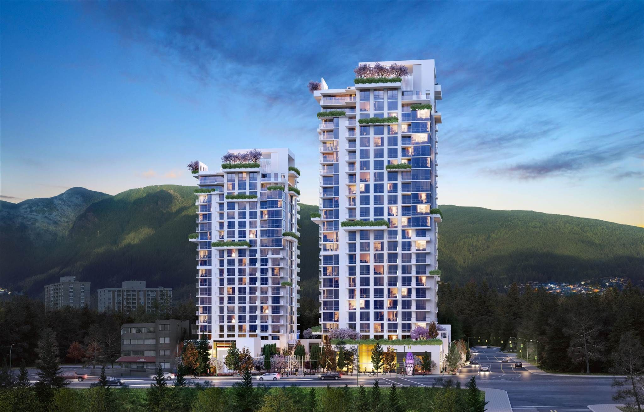 """Main Photo: 502 1633 CAPILANO Road in North Vancouver: Capilano NV Condo for sale in """"Park West @ Lions Gate Village"""" : MLS®# R2604628"""